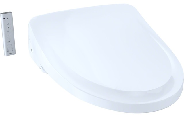 Stupendous Toto Sw3044T40 Washlet S500E Elongated Bidet Seat With Heated Seat Warm Air D Bralicious Painted Fabric Chair Ideas Braliciousco