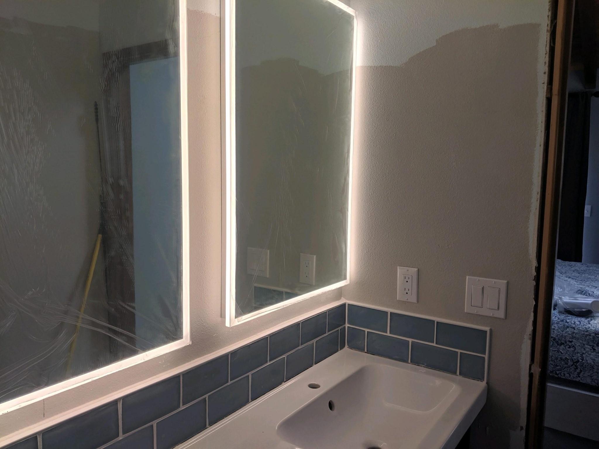 Manzanita Remodeled Master Bath
