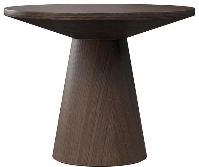 Eyre Side Table, Rovere Grigio.
