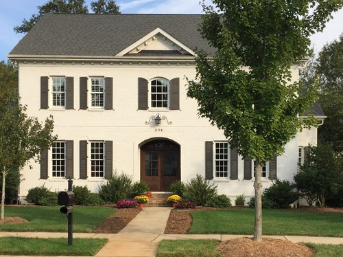 Pros Cons To Painting Exterior Brick White