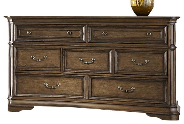 Liberty Amelia Drawer Dresser, Antique Toffee.