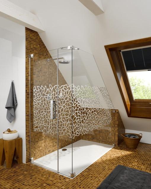 Holz Mosaik Fliesen Badezimmer Good Ideas