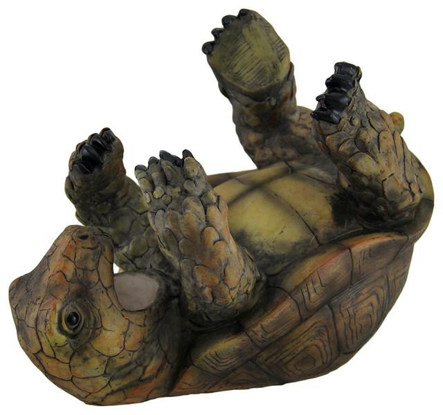 Zeckos Downside Up T-Rex Skeleton Decorative Single Bottle ...