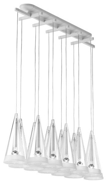 Flos Official Fucsia 1 Modern Pendant Lighting By Achille Castiglioni.