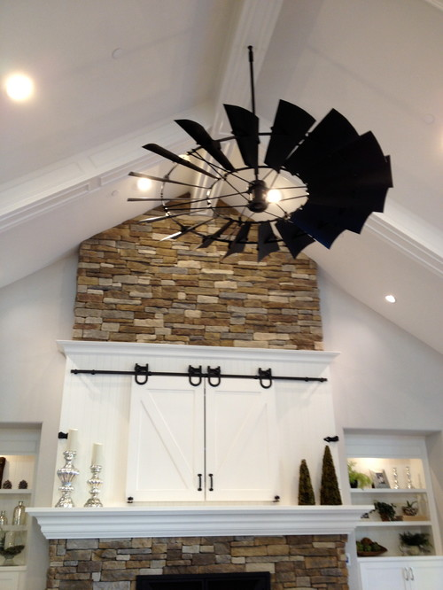 Windmill Ceiling Fan