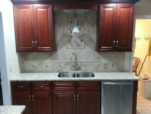 lily ann kitchen cabinets charleston cherry cabinets made by cabinets 22704