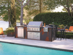 8 Impressive Grills That Will Elevate an Outdoor Kitchen