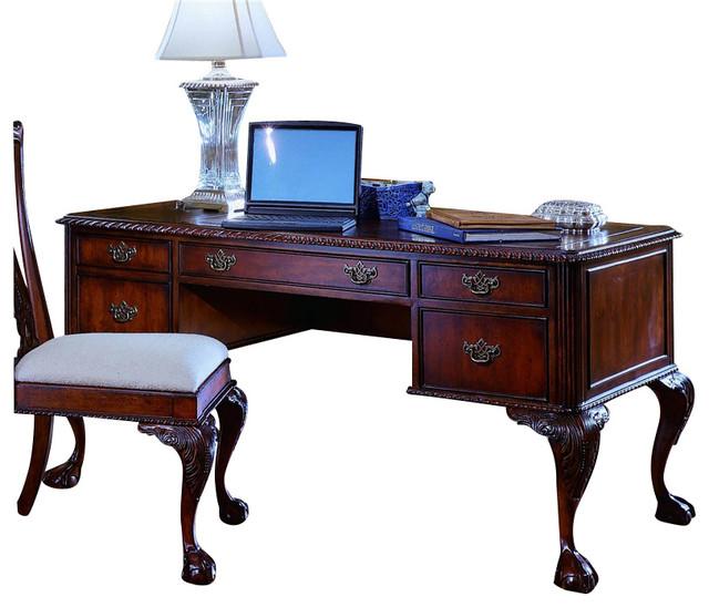 Terrific Hooker Furniture Ball And Claw Desk Machost Co Dining Chair Design Ideas Machostcouk
