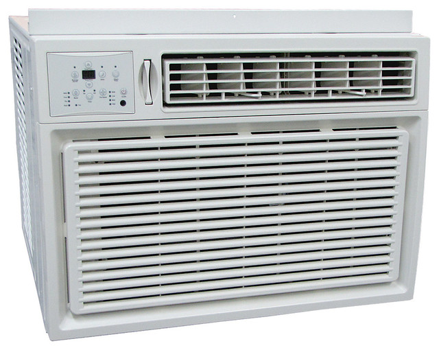 Comfort-Aire 18,000 BTU 20 Amp Window Air Conditioner - Contemporary - Air Conditioners - by Air ...