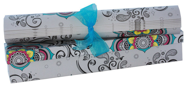 Mosaic Scented Drawer Liners From Scentennials.