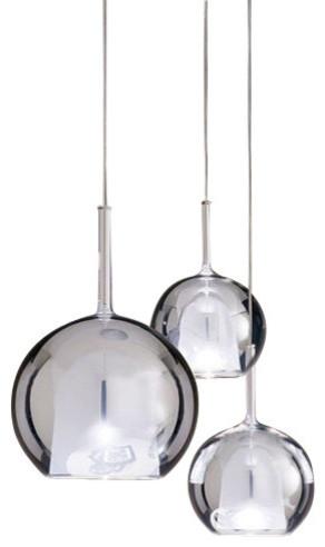 Penta light Large Glo Pendant Light modern-pendant-lighting  sc 1 st  Houzz & Penta light Large Glo Pendant Light - Modern - Pendant Lighting ... azcodes.com