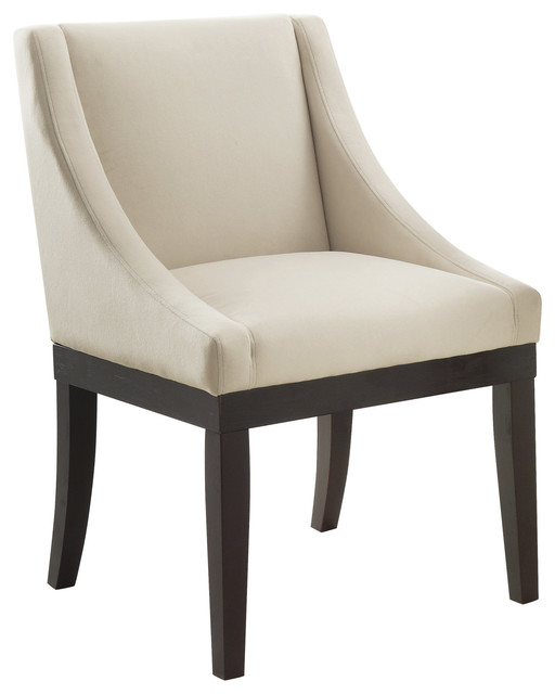 Anniston Dining Chair, Oyster.