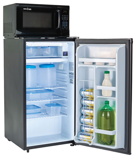 Snackmate By Microfridge Refrigerator And Microwave Combo