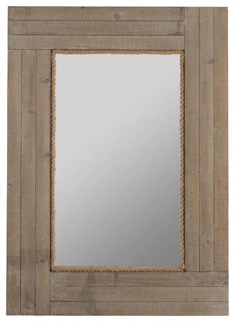 Hatteras Mirror.
