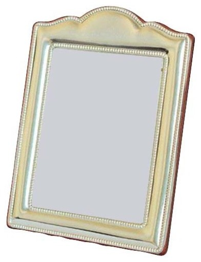 35x5 dominique pure sterling silver frame contemporary picture frames