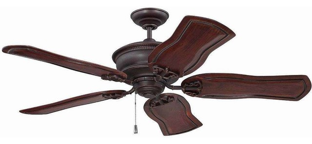 Craftmade K11231 Monaghan 54 Ceiling Fan, Pull Chain.