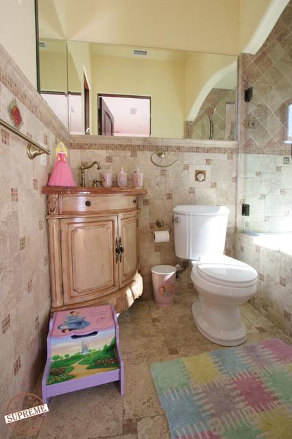 Kids Bathroom Traditional Bathroom Los Angeles By