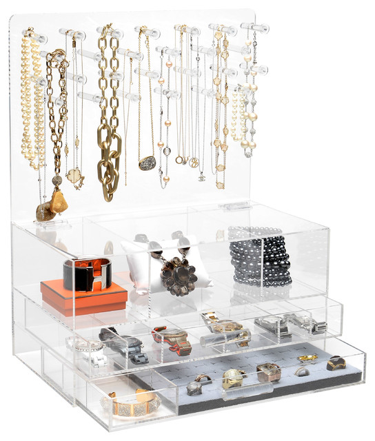 List of Synonyms and Antonyms of the Word jewelry organizer