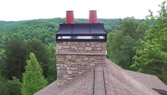 Architectural Chimney Tops : Decorative chimney tops