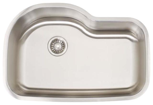 Frigidaire 18 Gauge Undermount Stainless Steel Sink