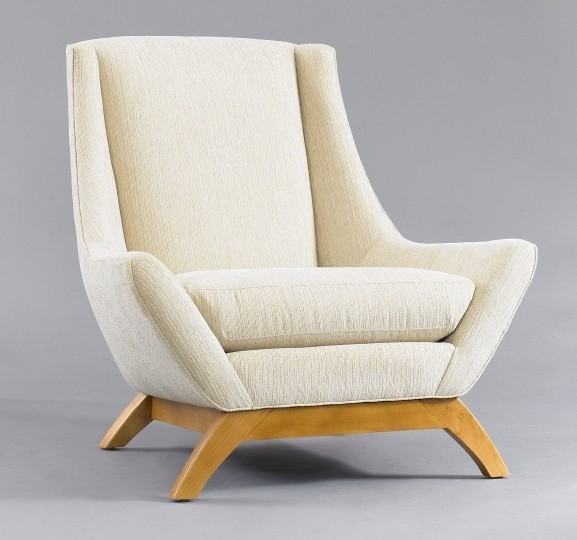 Jensen Chair Modern Armchairs And Accent Chairs By DwellStudio