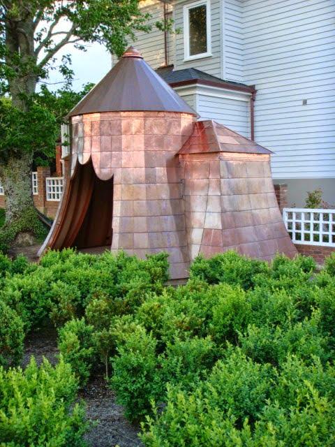 Garden folly eclectic auckland by metal design for Garden folly designs