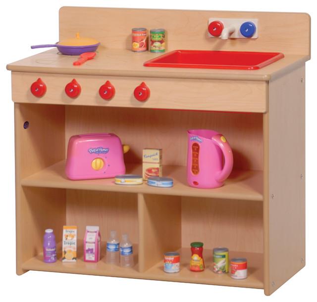 Steffywood Kids Pretend Play Wooden Value Line 2, 1 Wooden Toy ...