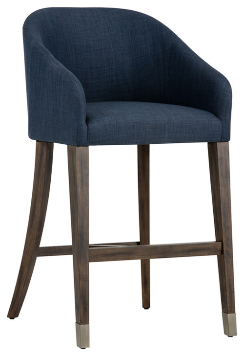 Kaleo Counter Stool Blue
