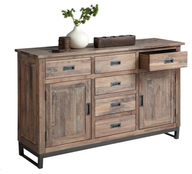 Dining Room Furniture Buffet sideboards and buffets. elegant mexican farmhouse wood tin
