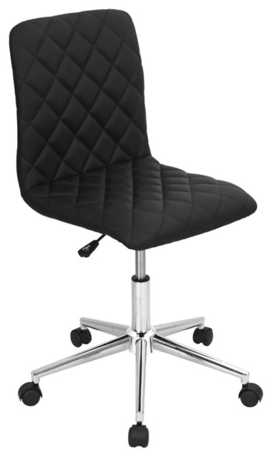 lumisource tesla office chair - contemporary - office chairs -