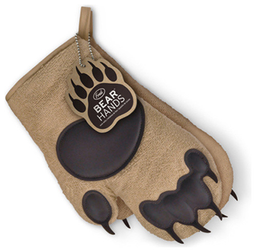 Shop Houzz Fred Amp Friends Bear Hands Oven Mitts Set Of