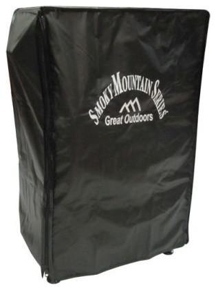 "Smoker Cover For 26"" Smoky Mountain Series."