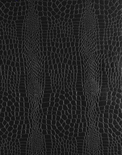 Schumacher croc-print wallpaper  wallpaper