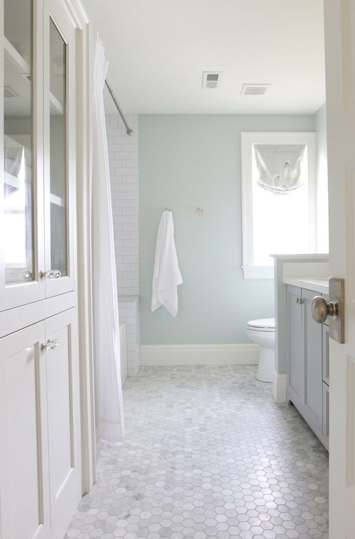 Shower/Tub combo or separate soaking tub