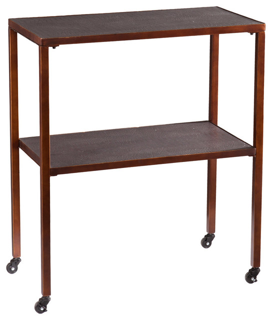 Artemis Accent Table Cart Industrial Kitchen Islands And Kitchen Carts By Sei