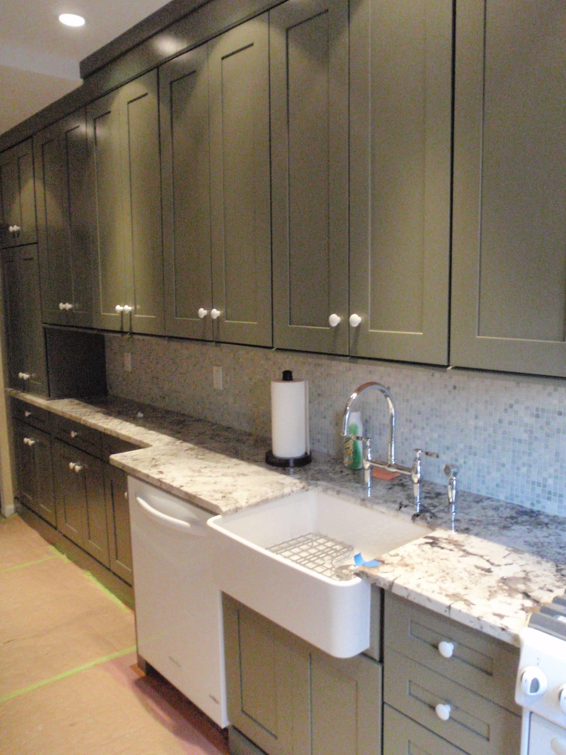 Brownstone Kitchen Project