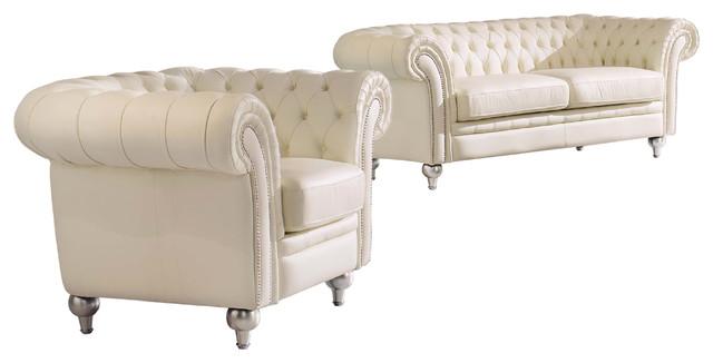 287 Living Room Set, Sofa, Chair.