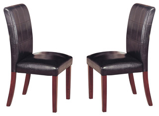 Sienna Side Chairs Set Of 2 Dining Chairs By Home Source Industries
