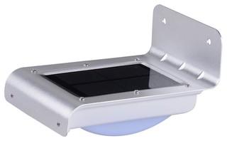 16-LED Solar Power Motion Sensor Garden Security Lamp Outdoor Waterproof Light