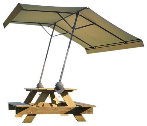 Shadelogic Quick Clamp Canopy Tilt Mount 10&x27;/3m.