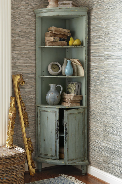 Maldives Corner Cabinet - Rustic - Kitchen Cabinetry - Other - by Soft ...