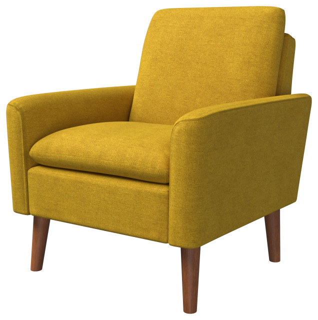 Bari Arm Chair Midcentury Armchairs And Accent Chairs By Comfort Pointe Houzz