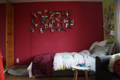 Jugendzimmer mit typischem schlafzimmergrundriss for Jugendzimmer umstellen