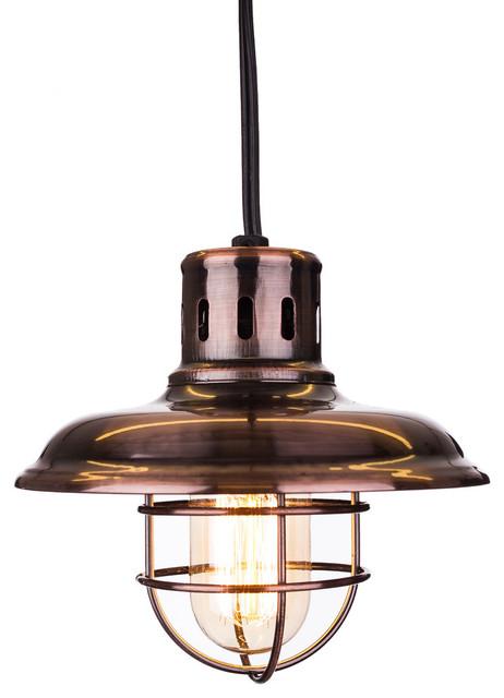 Copper Lantern.