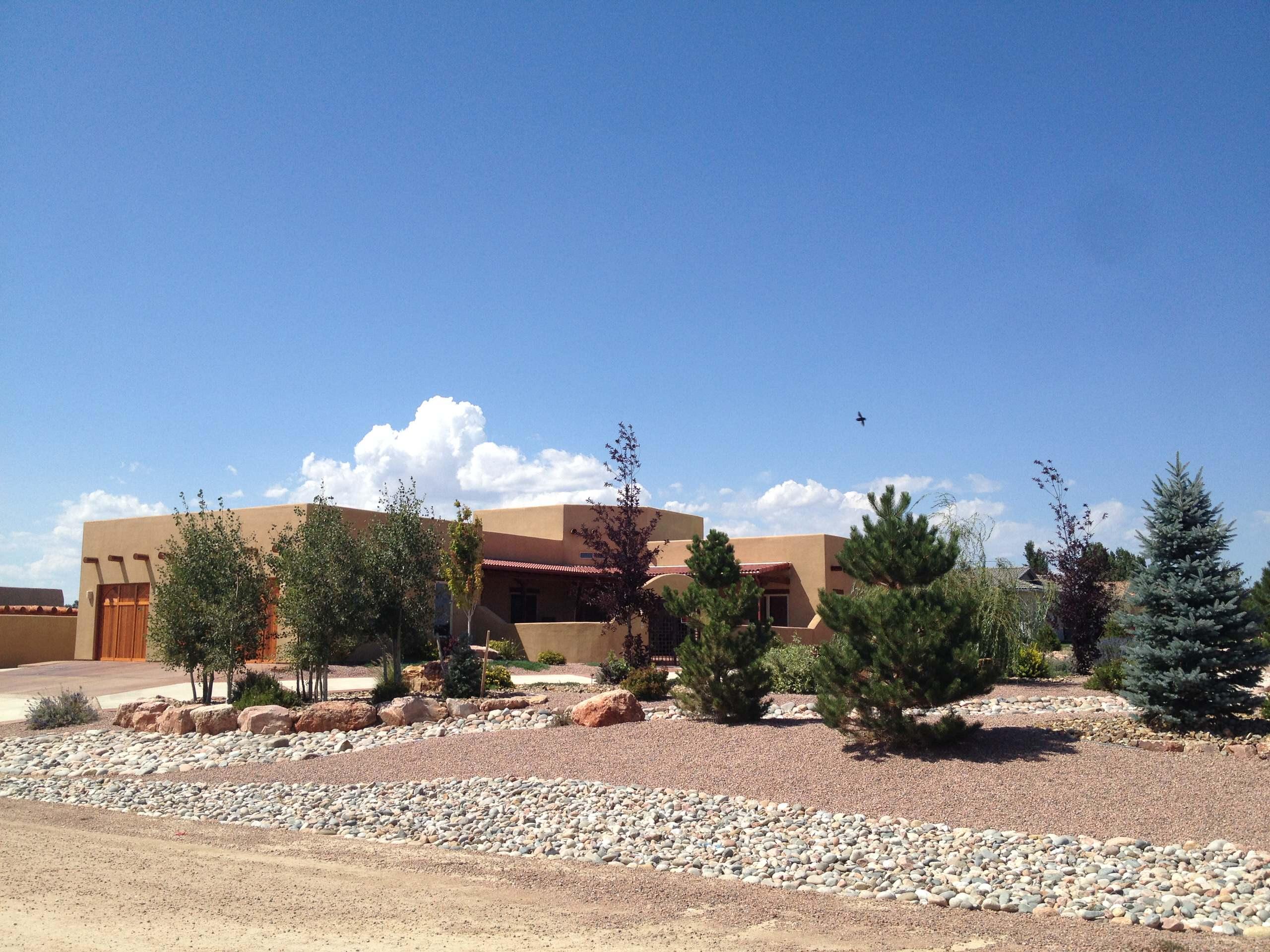 Southwest Home in Pueblo West