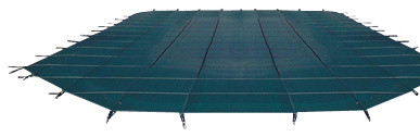 Blue Wave 18 Ft X 40 Ft 12yr Mesh Safety Rss - Blue.