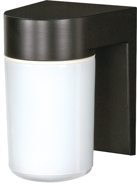 Wall Mounted Utility Lights : Satco Lighting 1 Light 8