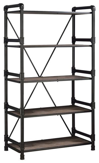 Samuel Bookshelf.