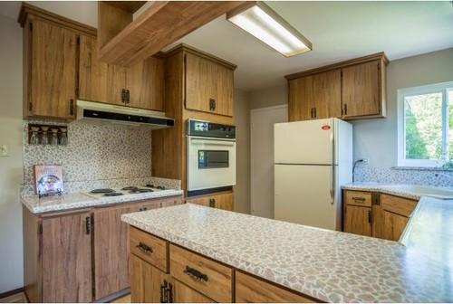 Help update this 1940s kitchen