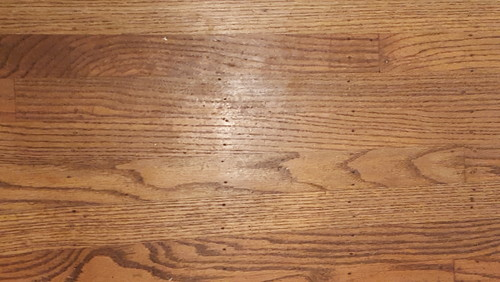 Refinishing Hardwood Floors How To Hide Or Get Rid Of Nails